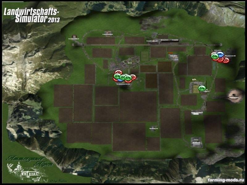 Мод Миксер Для Farming Simulator 2013