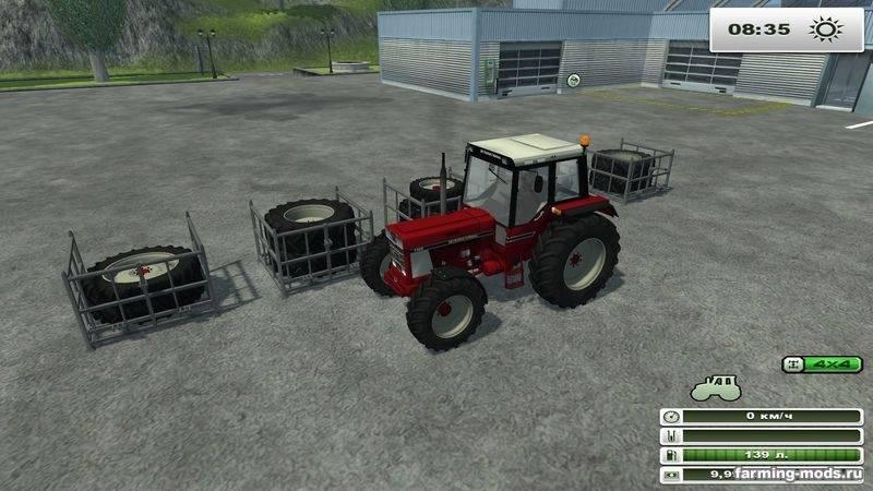 Landwirtschafts Simulator 2009 Моды