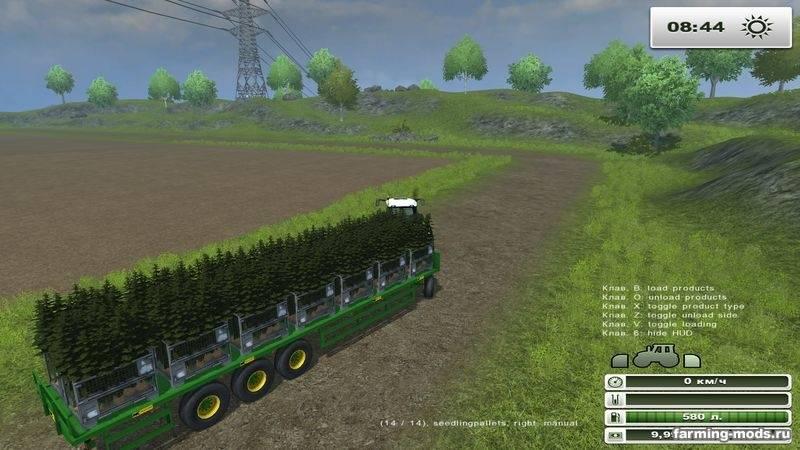 скачать моды с автоматической установкой farming simulator 2013 titanium edition