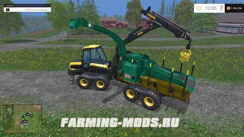Скачать Симулятор Ферма 2015 На Русском - фото 4