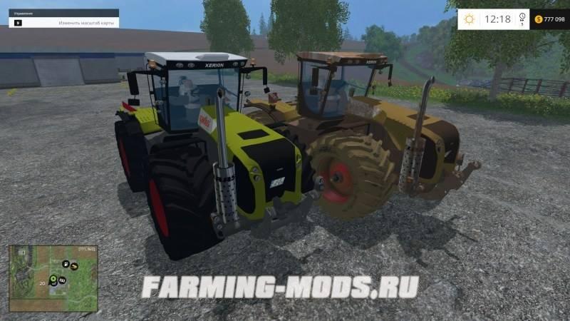 Трактора МТЗ-50 и МТЗ-52 | Моды для Farming Simulator 2017.