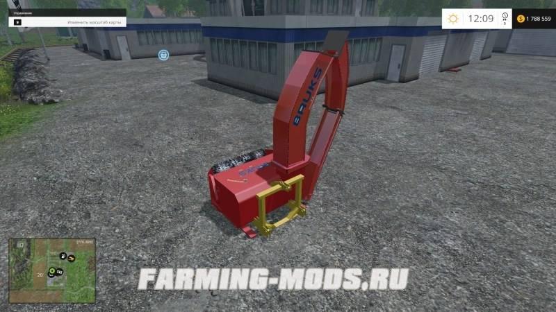 скачать мод для леса для Farming Simulator 2015 - фото 6