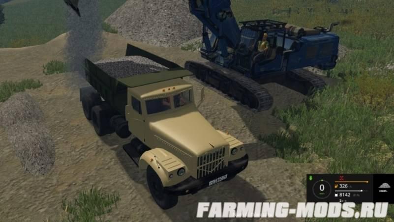 скачать моды краз для Farming Simulator 2015 - фото 5