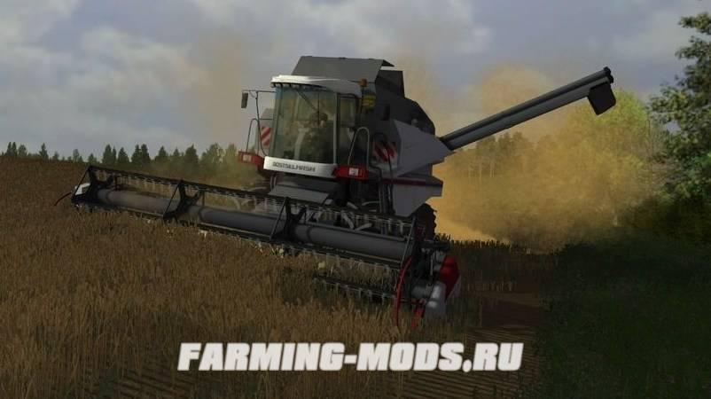 Скачать Мод На Farming Simulator 2013 На Комбайн - фото 9