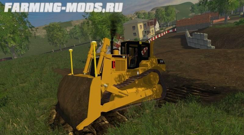 симулятор бульдозера 2 Cat Simulators скачать торрент - фото 3