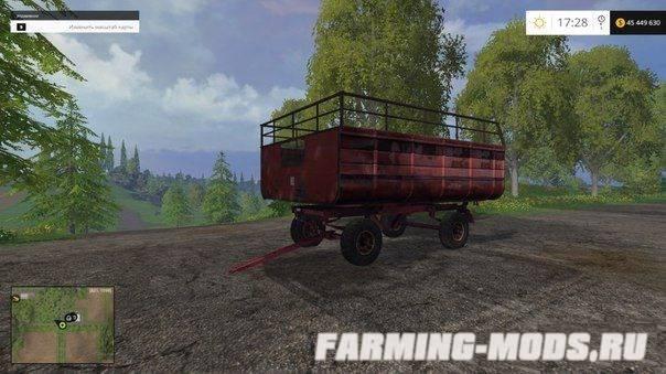 скачать моды для Farming Simulator 2015 птс - фото 3
