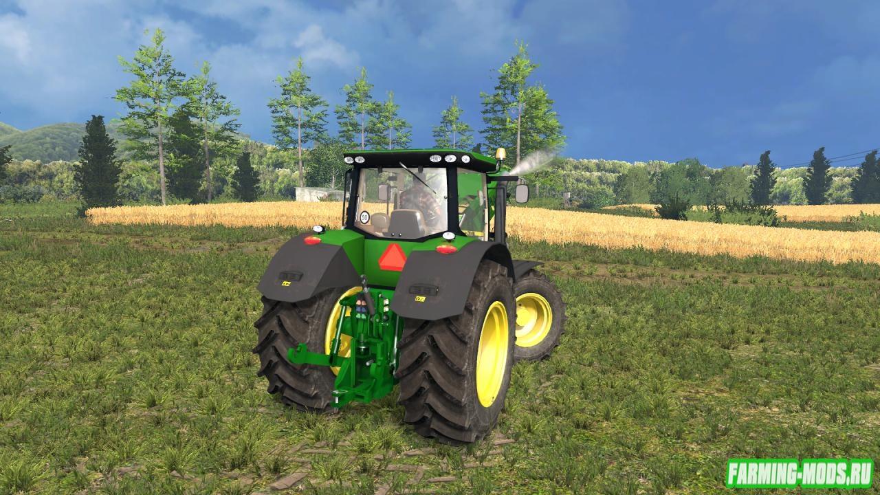 Farmer Simulator 2015 скачать Моды