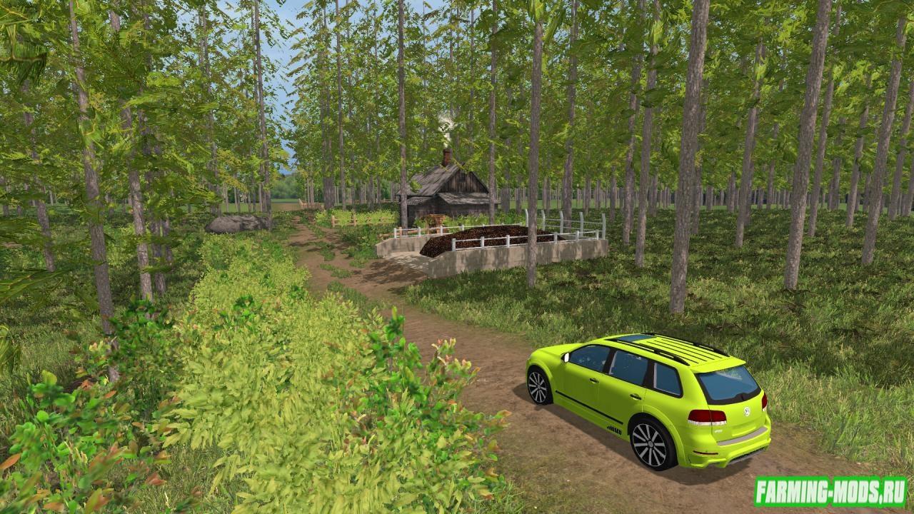 скачать мод карта курай 3 0 для farming simulator 2015