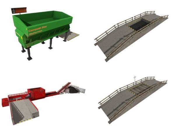 Farmer Simulator 15 Моды