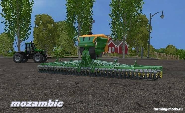 скачать моды для Farming Simulator 2015 сеялки кукурузы - фото 10
