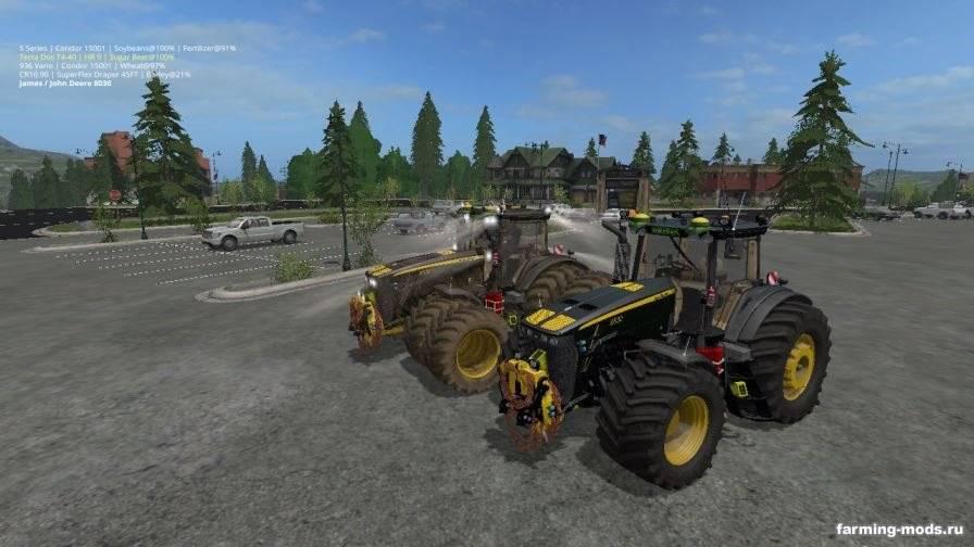 Игра Транспортировка трактора - играть онлайн бесплатно