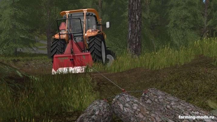 Скачать мод лебедка для farming simulator 2017