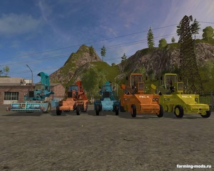 Скачать мод копалки для farming simulator 2018