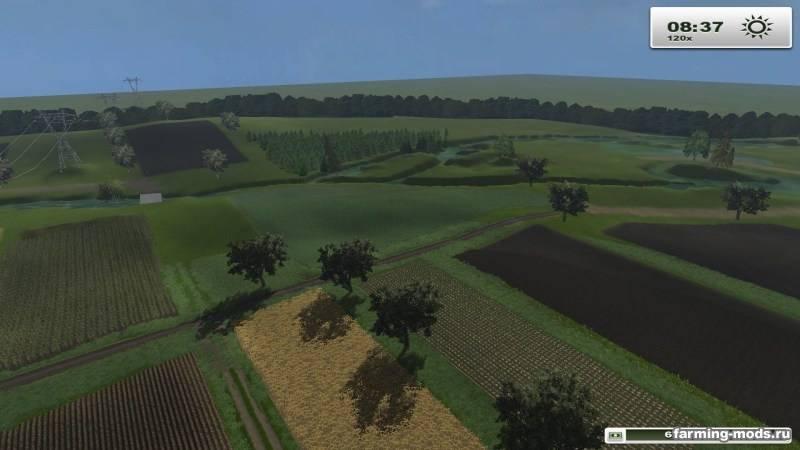 "Мод ""Kurowice 2014"" для Farming / Landwirtschafts Simulator 2013"