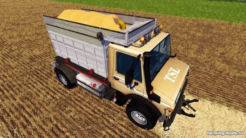 """Мод """"Unimog Spezial v2.0"""" для Farming / Landwirtschafts Simulator 2013"""