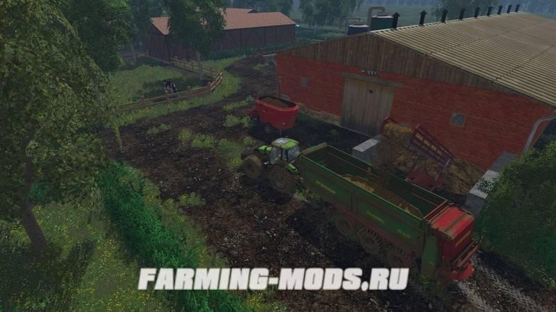 "Мод ""My BIG Country 2015 v1.2"" для Farming Simulator 2015"