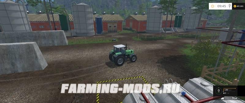 "Мод ""Hagenstedt Revised v1.0"" для Farming Simulator 2015"