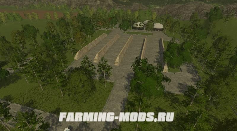 "Мод ""Farmers Country v1.0"" для Farming Simulator 2015"