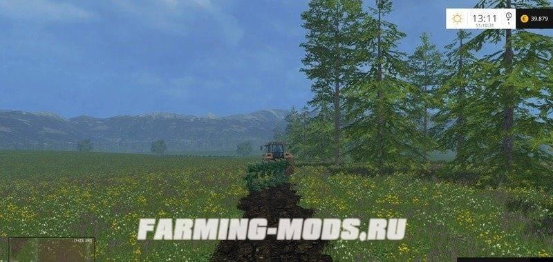 """Мод """"Landwirtschaft EXTREM 2015 v1.2.1"""" для Farming Simulator 2015"""