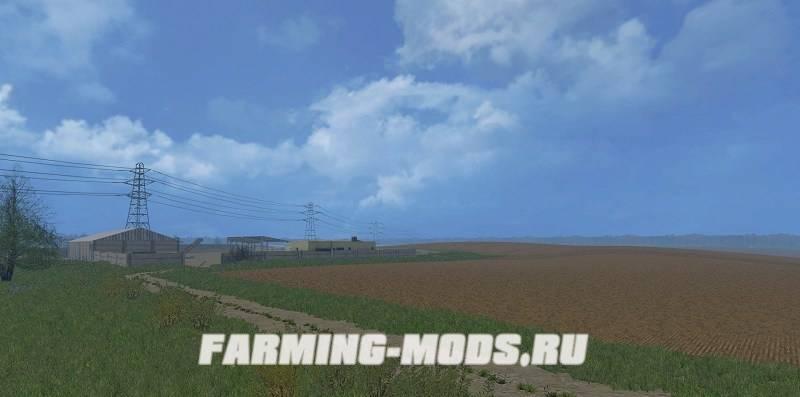 "Мод ""Балдейкино v2.0"" для Farming Simulator 2015"