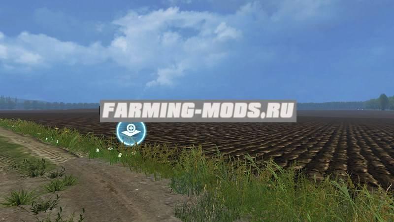 "Мод ""Варваровка v1.1 HARD WORK"" для Farming Simulator 2015"