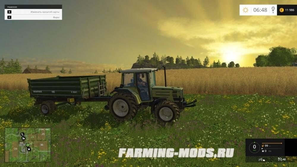 Farming Simulator 15: Gold Edition [v 1.4.1 + DLC's]