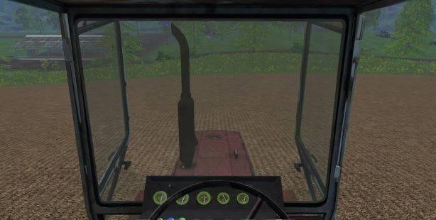"Мод ""ЮМЗ-6КМ"" для Farming Simulator 2015"