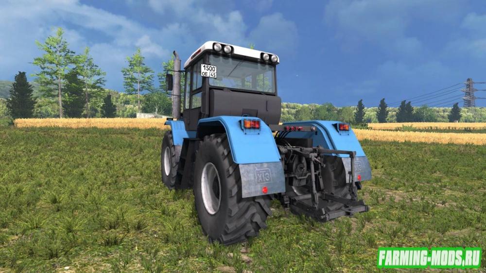 "Мод ""ХТЗ-17221-21"" для Farming Simulator 2015"