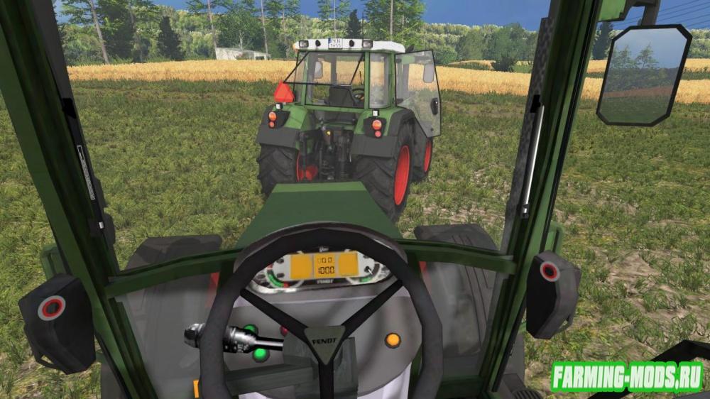 "Мод ""Fendt 312 Vario TMS"" для Farming Simulator 2015"