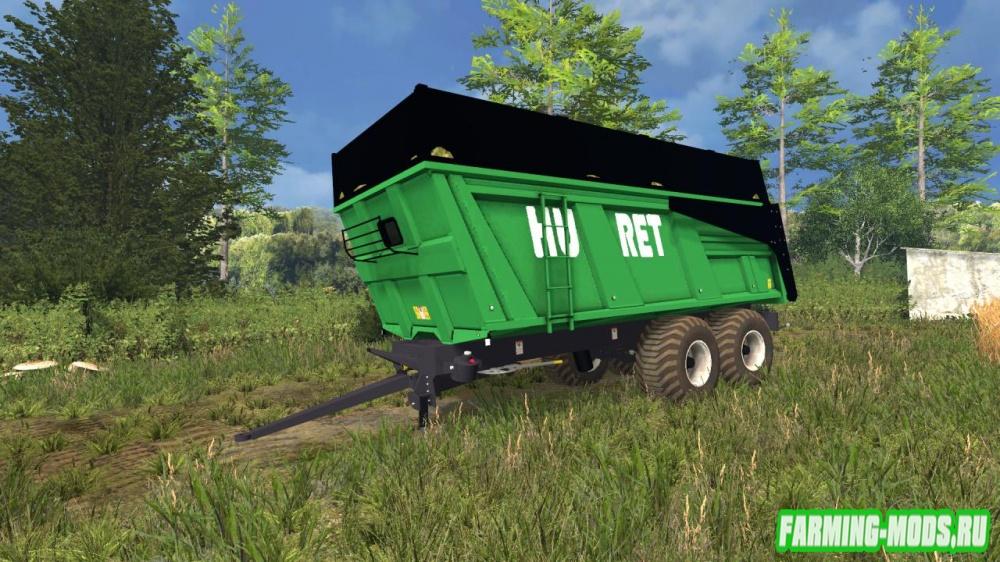 "Мод ""Benne Huret T16 v 4.0"" для Farming Simulator 2015"