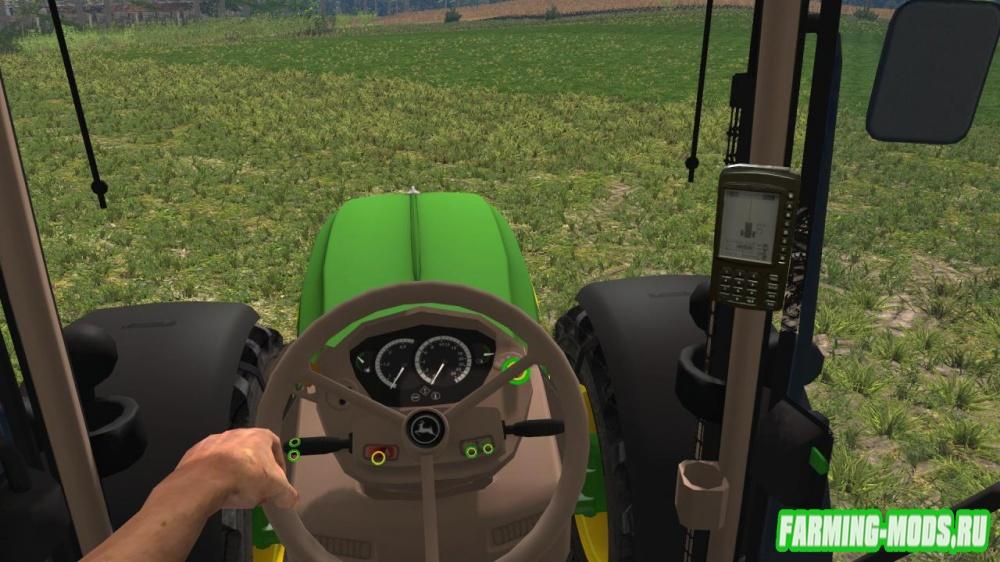 "Мод ""John Deere 7430 Premium"" для Farming Simulator 2015"