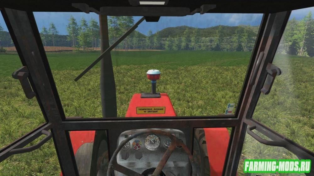 """Мод """"Zetor 7745"""" для Farming Simulator 201"""