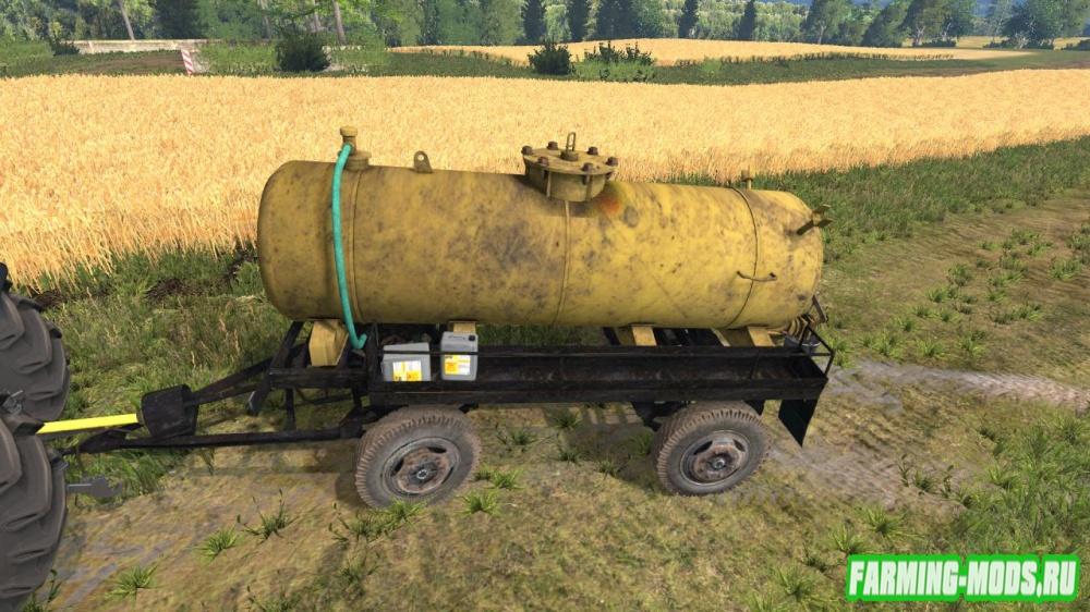 "Мод ""Detk-5 прицеп"" для Farming Simulator 2015"