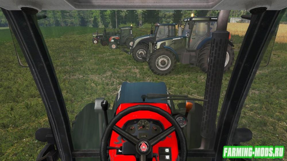 "Мод ""Ursus Pack Bman Edition"" для Farming Simulator 2015"