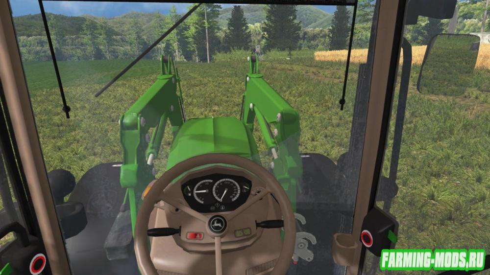 "Мод ""John Deere 6930 Premium FL"" для Farming Simulator 2015"