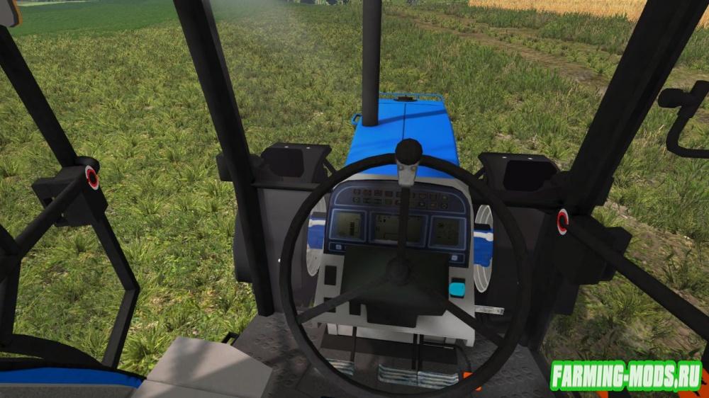 "Мод ""Ford 8340 v1.2"" для Farming Simulator 2015"