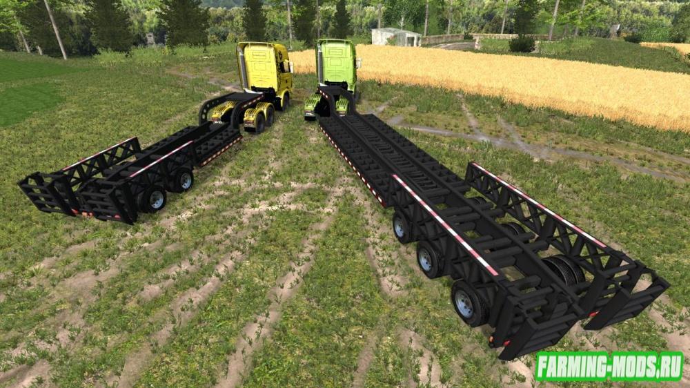 "Мод ""TrailTech CT3200 & CT220TT v2.0"" для Farming Simulator 2015"