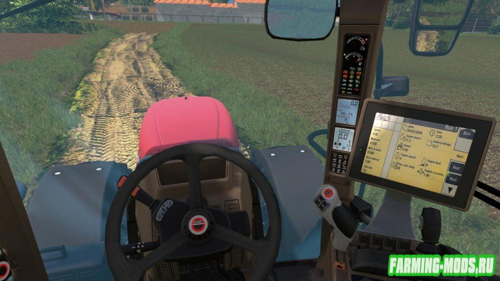 "Мод ""Case IH Puma 160 CVX v2.0"" для Farming Simulator 2015"