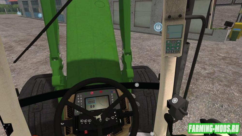 """Мод """"John Deere 7810 Моющийся Final"""" для Farming Simulator 2015"""