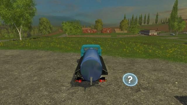 "Мод ""Gazel 3302 barrel"" для Farming Simulator 2015"