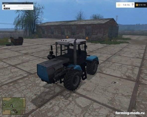 "Мод ""Три трактора ХТЗ"" для Farming Simulator 2015"