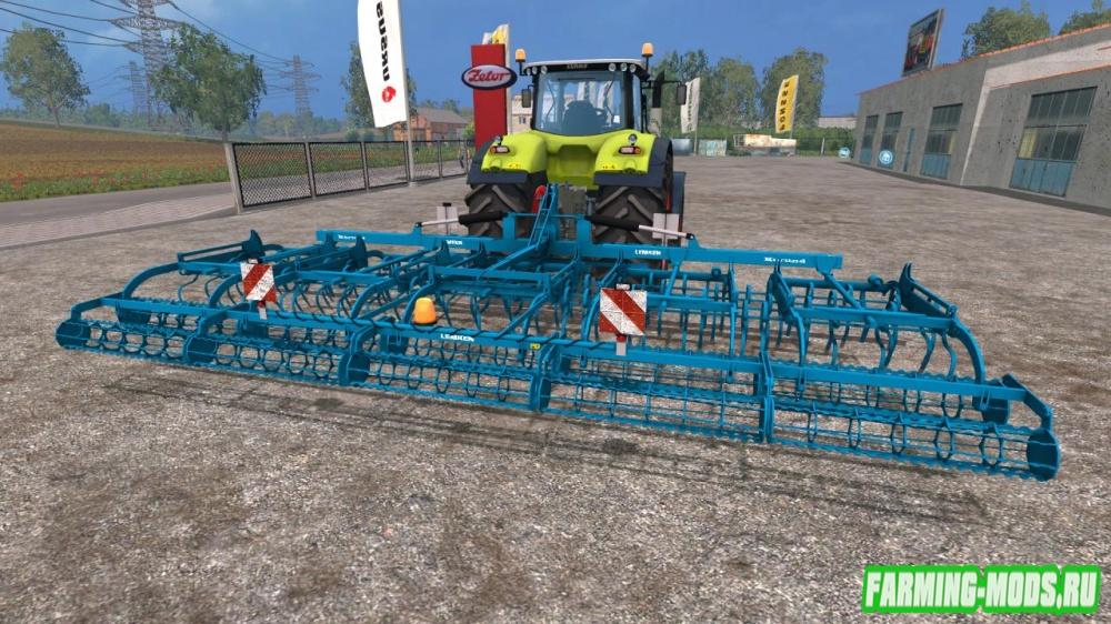"Мод ""Lemken Korund 750l v1.2"" для Farming Simulator 2015"