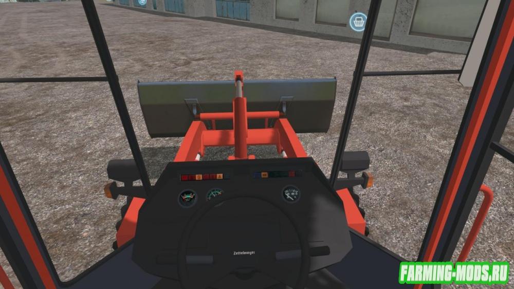 "Мод ""Atlas ZL602 v1.0"" для Farming Simulator 2015"