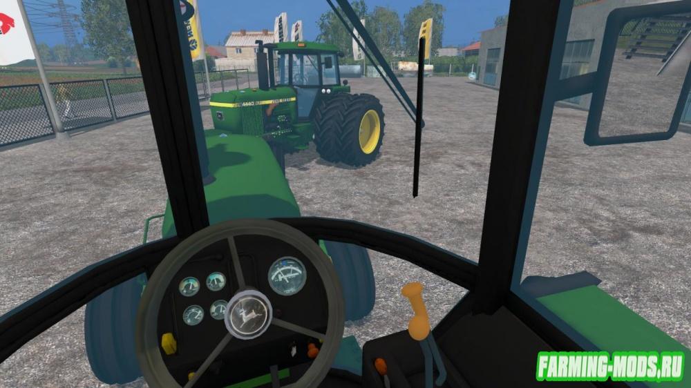 "Мод ""John Deere 4440 Final"" для Farming Simulator 2015"