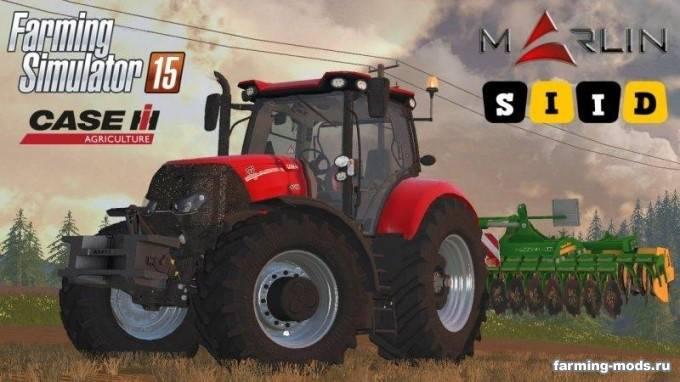 "Мод ""Case IH Optum CVX 300 & 270 v 1.0 "" для Farming Simulator 2015"