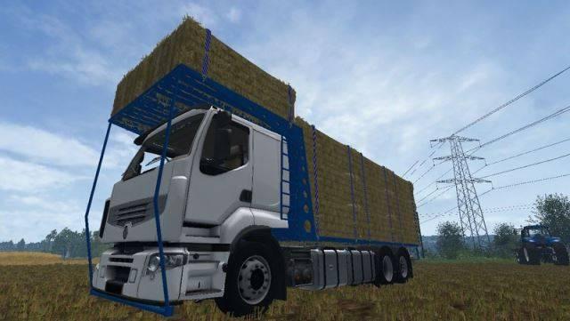 "Мод ""Renault Premium v 1.0"" для Farming Simulator 2015"
