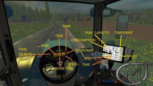 "Мод ""Fendt 900 Series v 0.6 "" для Farming Simulator 2015"