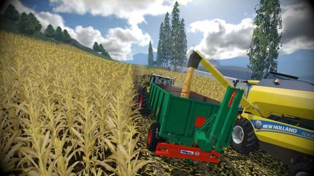 "Мод ""Aguas Tenias 10T v 2.0"" для Farming Simulator 2015"