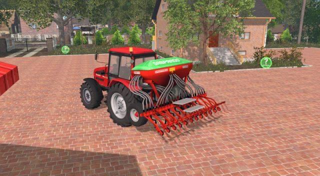 "Мод ""Gaspardo Pinta v 1.0"" для Farming Simulator 2015"