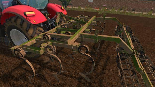 """Мод """"КНЧ 4.2 v 1.1"""" для Farming Simulator 2015"""